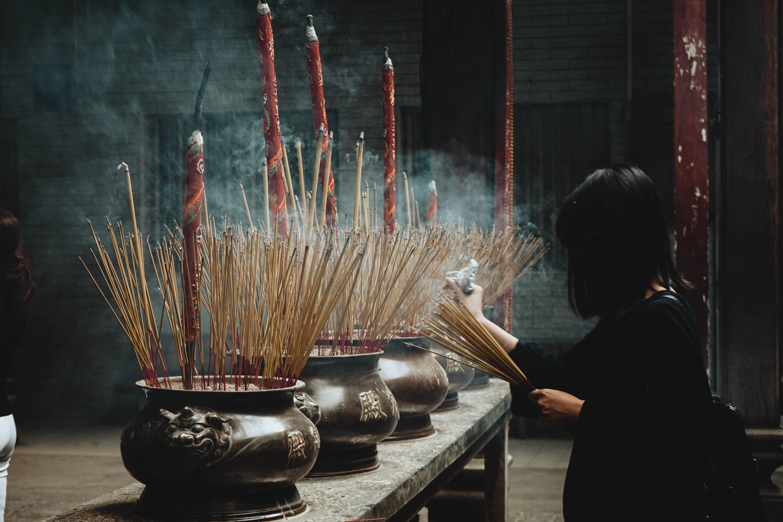 Embrujo budista: la magia existe