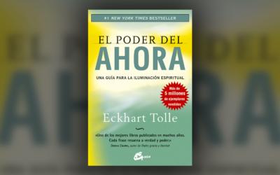 El poder del ahora – Eckhart Tolle