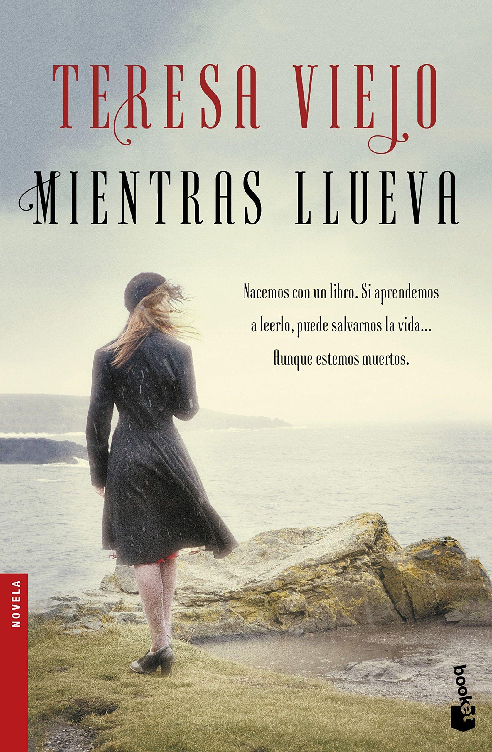 """""""La nueva novela de Teresa Viejo es un maravilloso relato de misterio esotérico, sentimientos y secretos familiares. Una adictiva novela llena de sorpresas""""."""