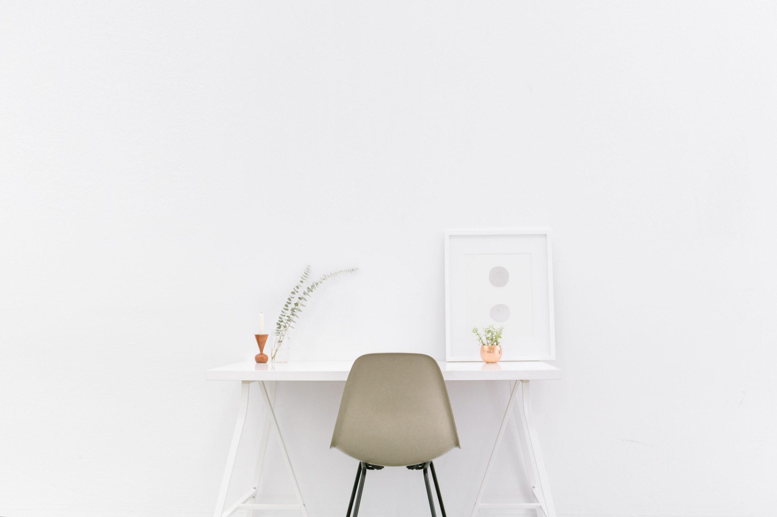 El minimalismo en el hogar: revoluciona tu casa